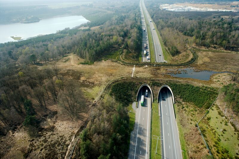 Ecoduct Kikbeek